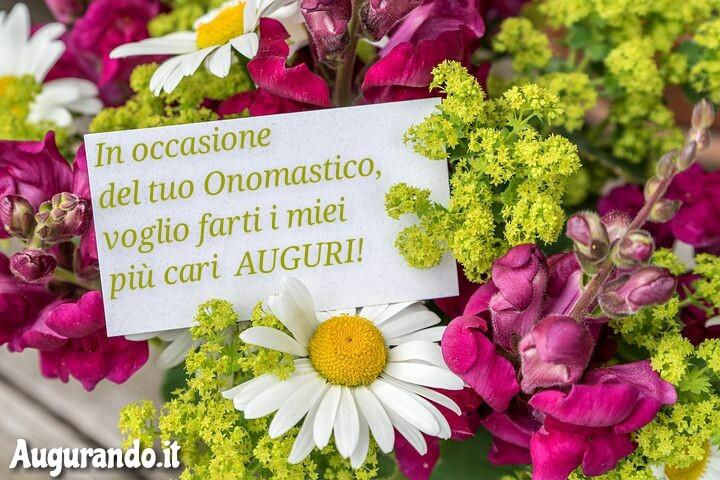 Buon Onomastico, onomastico, felice onomastico, sereno onomastico, auguri buon onomastico, buon onomastico amore, buon onomastico a te, dolce onomastico, auguri buon onomastico