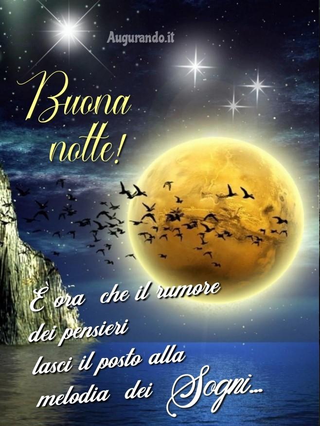 Immagini Buonanotte Per Una Dolce Notte Clicca Qui