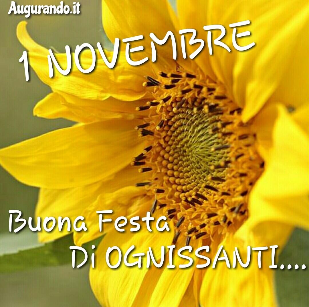 Buon 1 Novembre