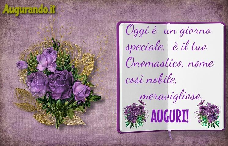 Buon Onomastico, onomastico, felice onomastico, sereno onomastico, auguri buon onomastico, buon onomastico a te, buon onomastico amore, dolce onomastico