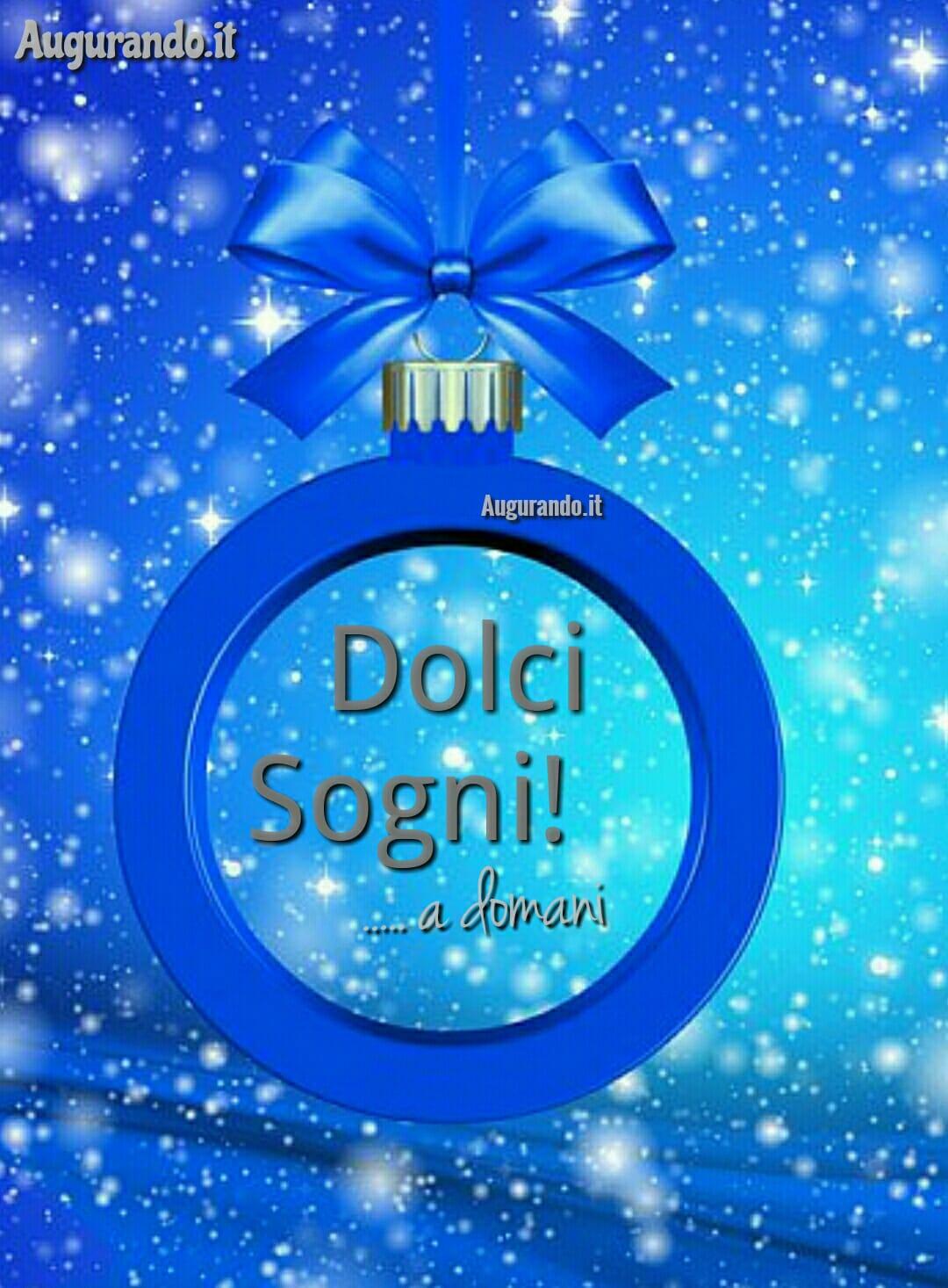 Buona notte natalizio