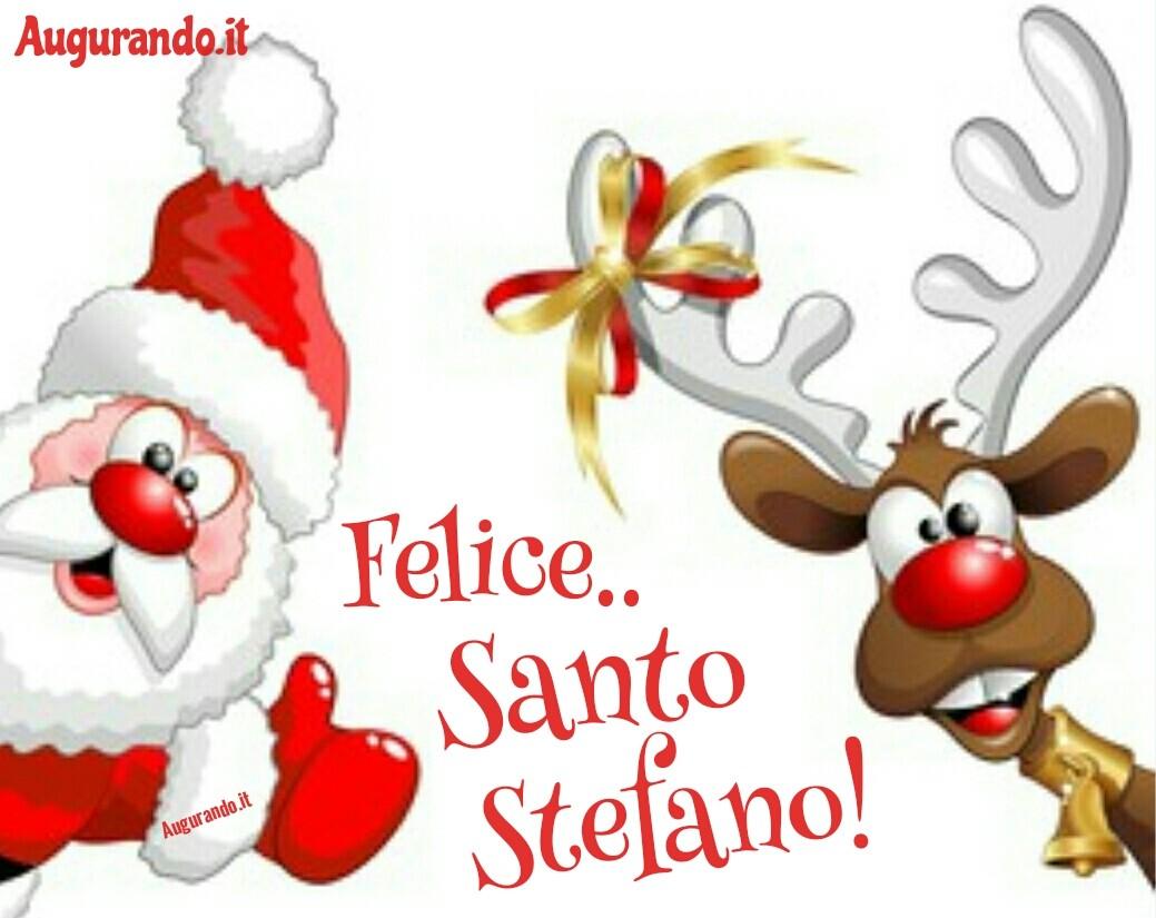 Buon Santo Stefano