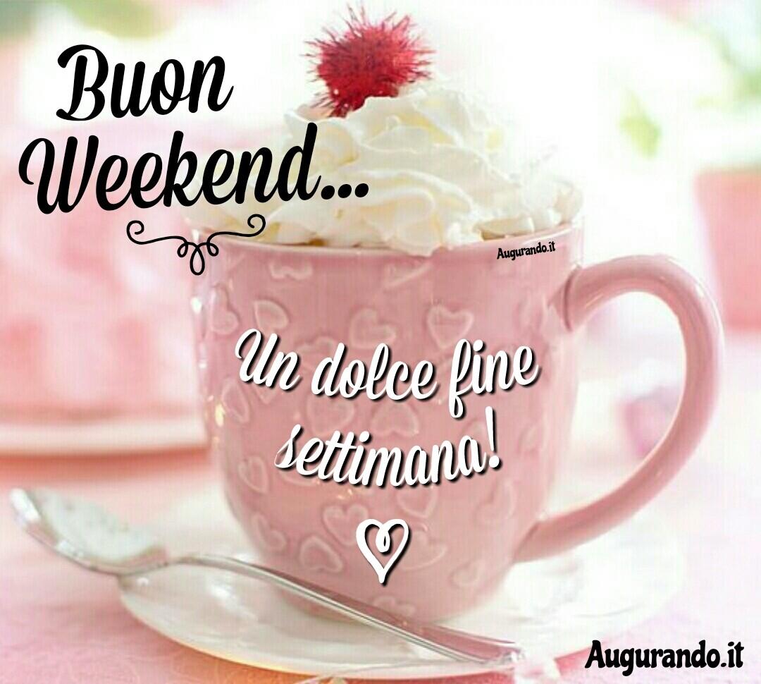 Buon weekend