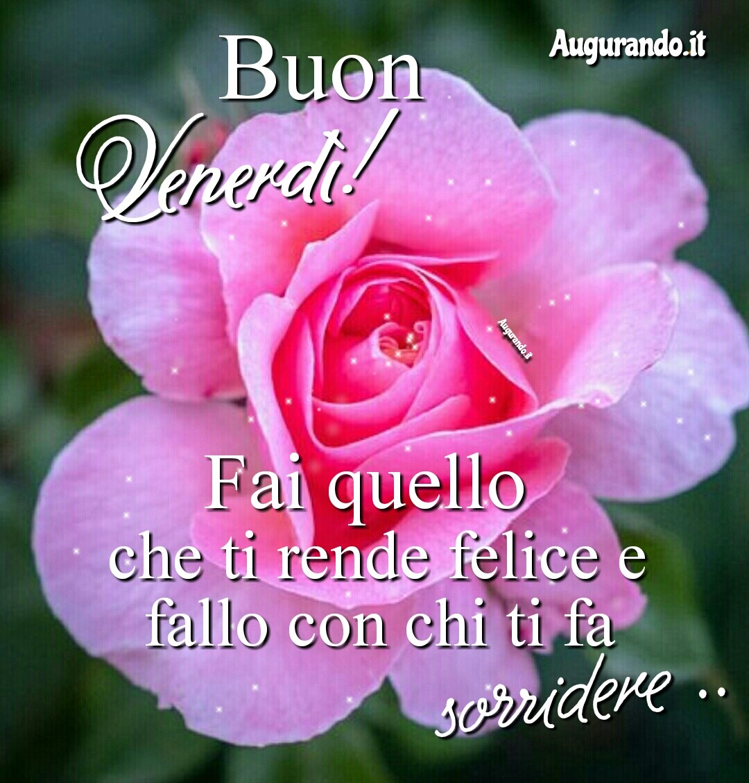 Buon weekend