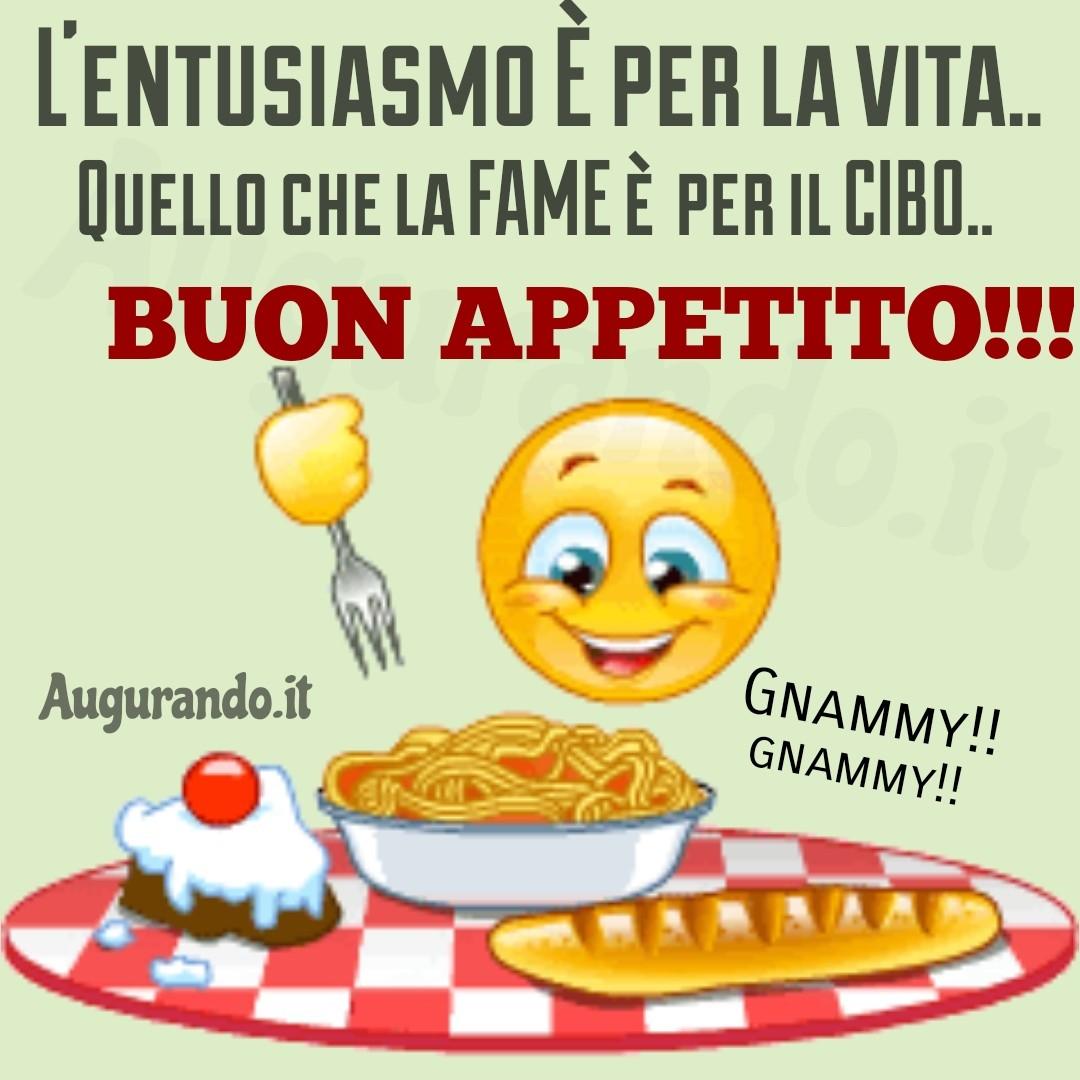 Buon Appetito Immagini Gratis Da Condividere