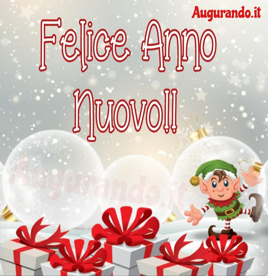 Buon Anno Nuovo