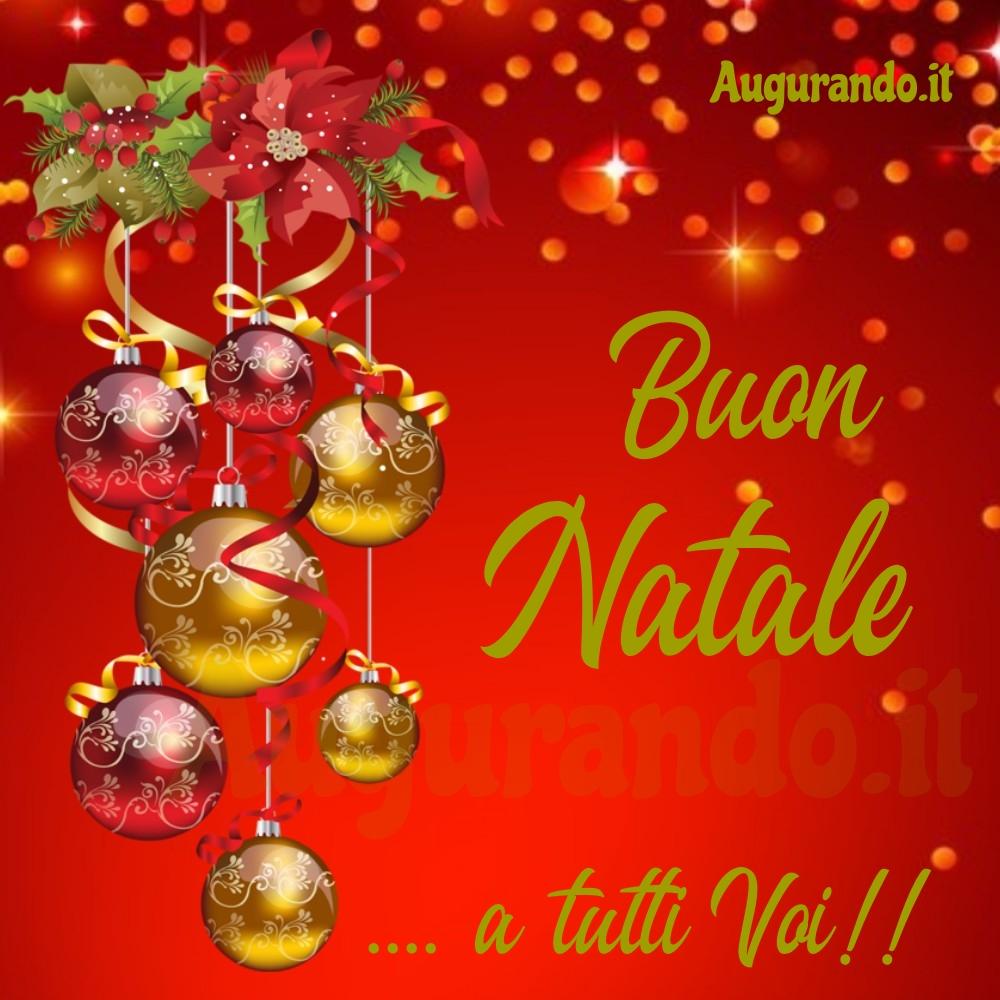 Immaggini Di Buon Natale.Le Migliori Immagini Di Natale Per Whatsapp E Facebook