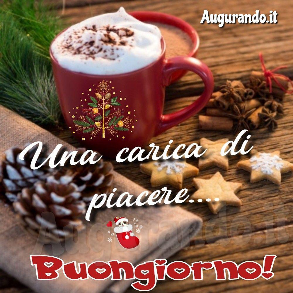 Augura Un Buongiorno Natalizio Con Le Migliori Immagini Di Natale
