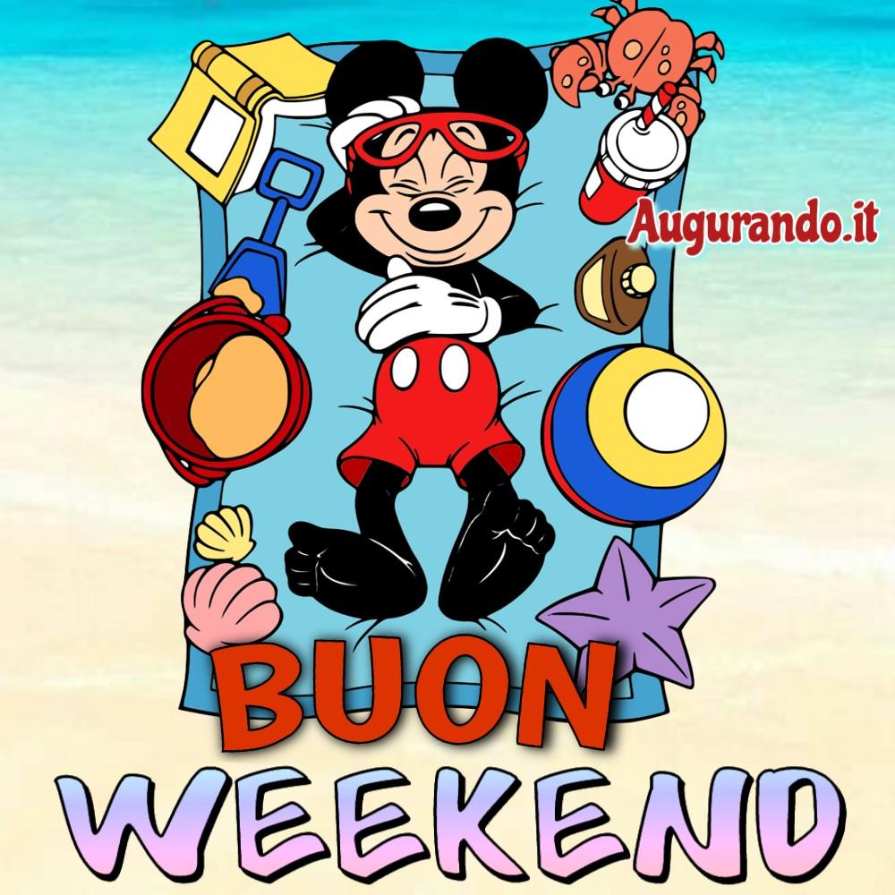 Immagini Buon Weekend